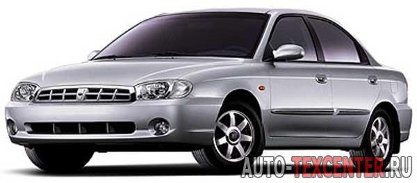 Ремонт Киа Спектра (Kia Sephia Spectra (1998-2009))