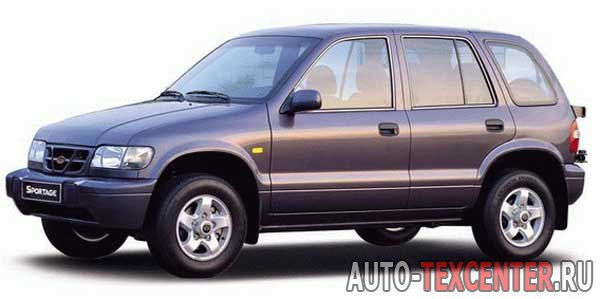 Kia Sportage (AL) расход топлива (бензин) 2,0 L (128 л.с.) и  (дизель) 2,0 L (83 л.с.)