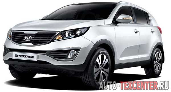 Kia Sportage (SL) расход топлива (бензин) 2,0 L (150 л.с.), (дизель) 2,0 L (136 л.с.) и (дизель) 2,0 L (184 л.с.)