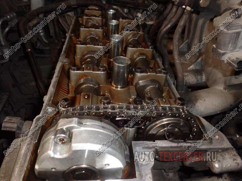 ремонт двигателя Киа Спортейдж