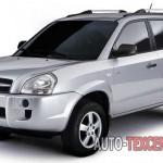 Замена дифференциала Hyundai Tucson