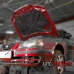 Замена ремня ГРМ Hyundai Elantra 3