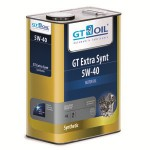 масло моторное GT Extra Synt 5w40