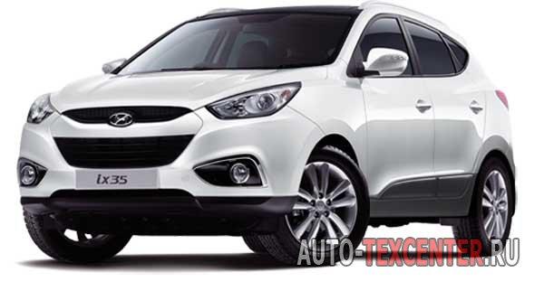 Расход топлива Hyundai IX35 (EL)