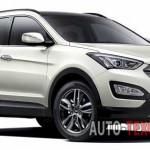 Замена прокладки ГБЦ Hyundai Santa Fe
