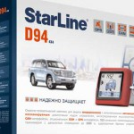 StarLine D94 CAN