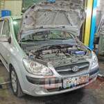 Замена ремня ГРМ Hyundai Getz