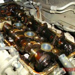 ремонт двигателя Kia Rio 3