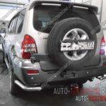 Антикор днища и нанесение жидких подкрылков Hyundai Terracan