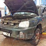 Замена антифриза Hyundai Santa Fe