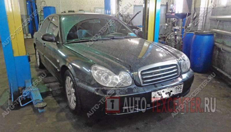 Замена сцепления Hyundai Sonata