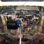 Замена сцепления Kia Picanto 2