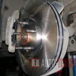 Замена тормозных дисков Kia Sorento