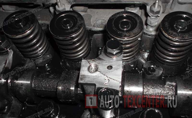 ремонт двигателя Киа Бонго