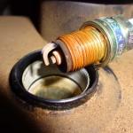 Замена свечей зажигания Hyundai Tucson