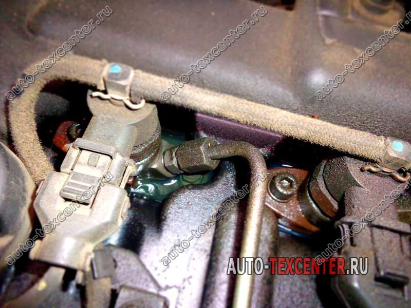 Ремонт двигателя Kia Sorento BL (2)