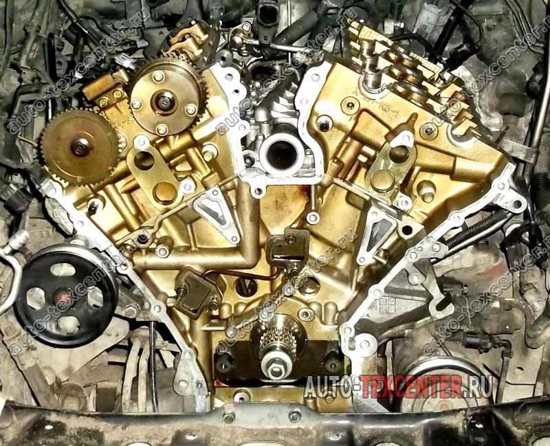 Ремонт двигателя Киа Соренто
