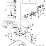 Устройство — топливный фильтр Киа Пиканто SA