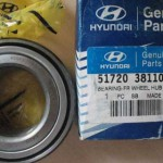 51720-38110 - подшипник передней ступицы Hyundai Sonata тагаз