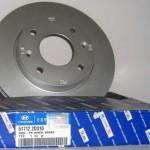 517122D310 - тормозной диск передний