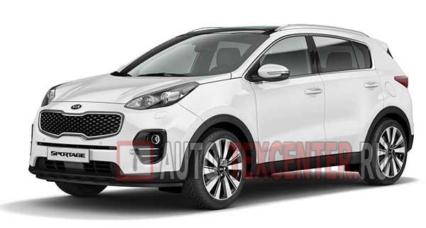 Kia Sportage (QL) расход топлива (дизель) 2,0 L CRDi (185 л.с.), (дизель) 1,6 L GDi (177 л.с.), (бензин) 2,0 L MPI (150 л.с.)