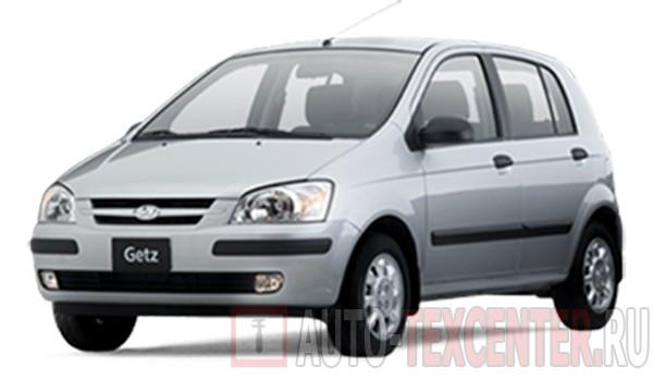 Расход топлива Hyundai Getz (TB)