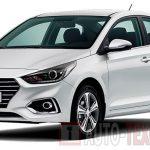 Замена бампера Hyundai Solaris