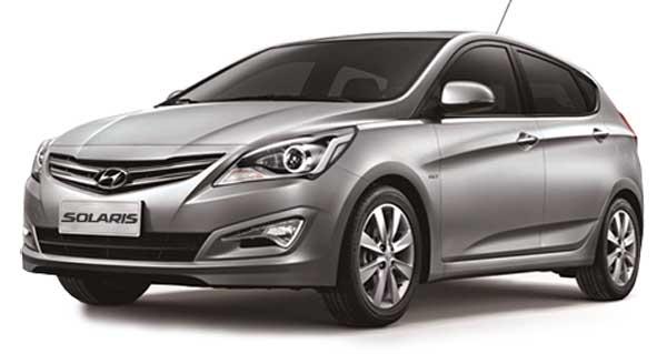 Расход топлива Hyundai Solaris 1 (RB)