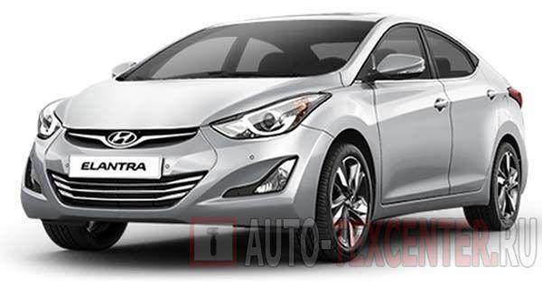Расход топлива Hyundai Elantra 5 (MD)