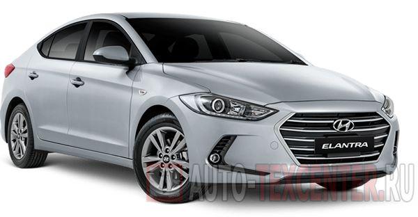 Расход топлива Hyundai Elantra 6 (AD)
