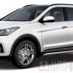 Ремонт полного привода Hyundai Santa Fe