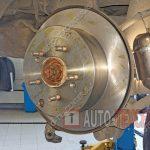 замена тормозных дисков Хендай Санта Фе 2