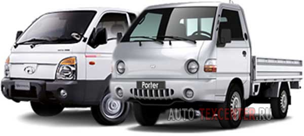 Расход топлива Hyundai Porter