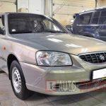 Замена прокладки клапанной крышки Hyundai Accent