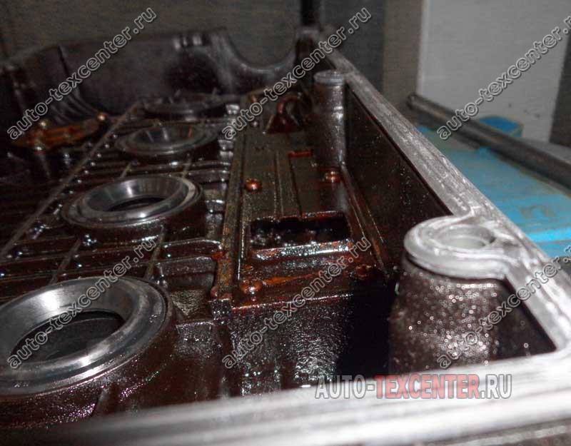Замена прокладки клапанной крышки Акцент