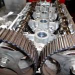 Ремонт двигателя Kia Sorento 1