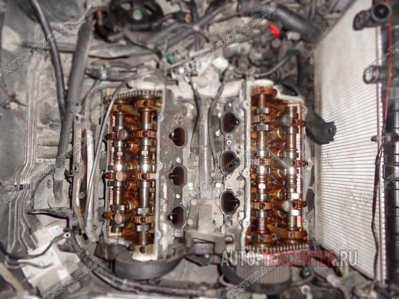 стук в двигателе киа маджентис