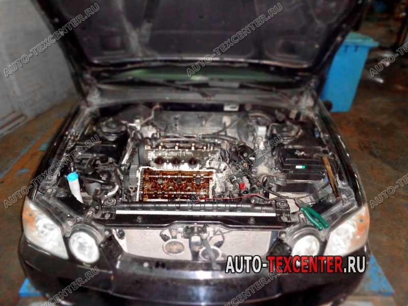 Замена и ремонт двигателя Kia Magentis