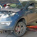 Замена вакуумного насоса Kia Sportage