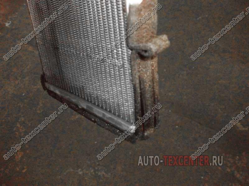 замена радиатора печки Киа Соренто