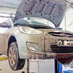 Плановое ТО Hyundai Solaris №1 (15 000 км)