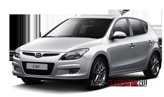 Ремонт Hyundai I30 1