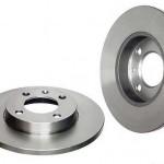 51712-25011 - тормозной диск Акцент ТАГАЗ