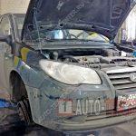 Замена пружин и амортизаторов Hyundai Elantra