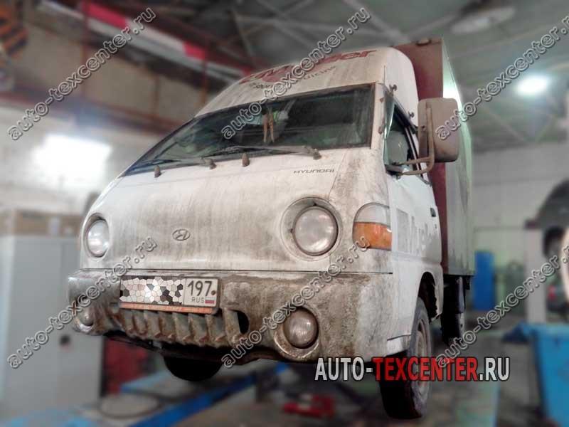 Замена и ремонт рулевой рейки Hyundai Porter