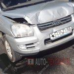 Кузовной ремонт Kia Sportage