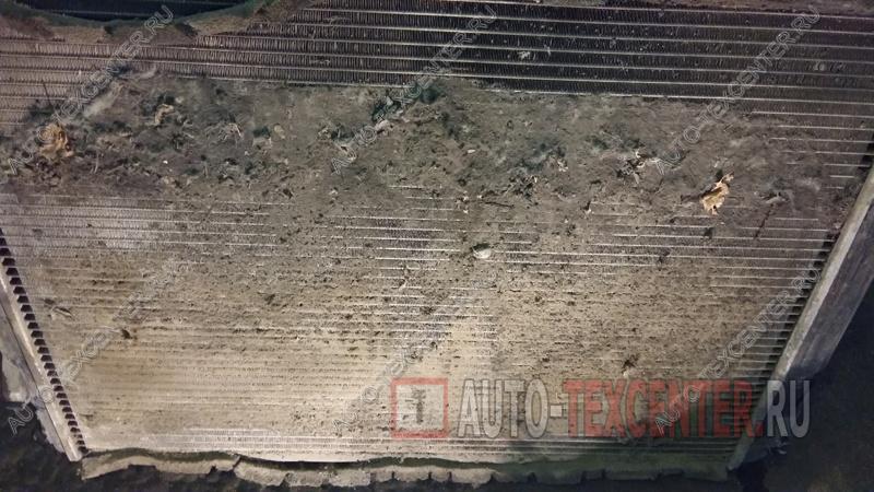 промывка радиатора Киа Соул