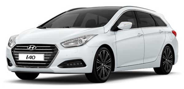Расход топлива Hyundai I40 1 (DF) FL