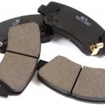58101-4LA00 - передние тормозные колодки Киа Рио
