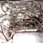 Замена двигателя Kia Sportage 2